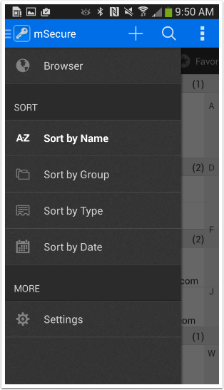 Updated User Interface 4 0 6 And Older Msecure Support